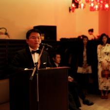 Präsident der HCG Qiuyi Chen