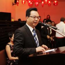 Chinesischer Generalkonsul Sun Congbin