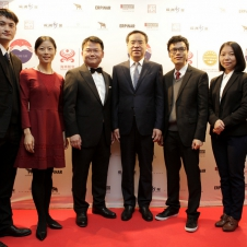 Delegation aus Guangzhou