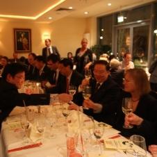 Ein Hoch auf die deutsch-chinesische Freundschaft und das Jahr der Schlange