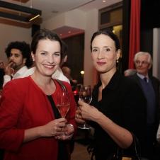Sophia Seiderer und Laura Kroth