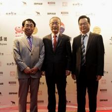 Konsul Japans, Generalkonsul Koreas, Generalkonsul Chinas