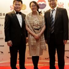 Qiuyi Chen, Rachel Yang (Maotai), Sun Congbin