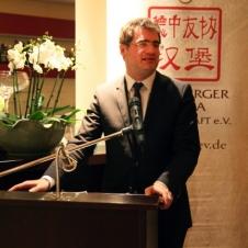 Staatsrat Wolfgang Schmidt