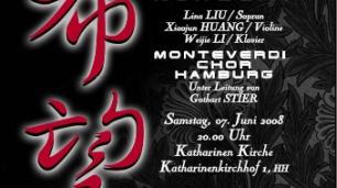 Konzert Plakat - Hoffnung